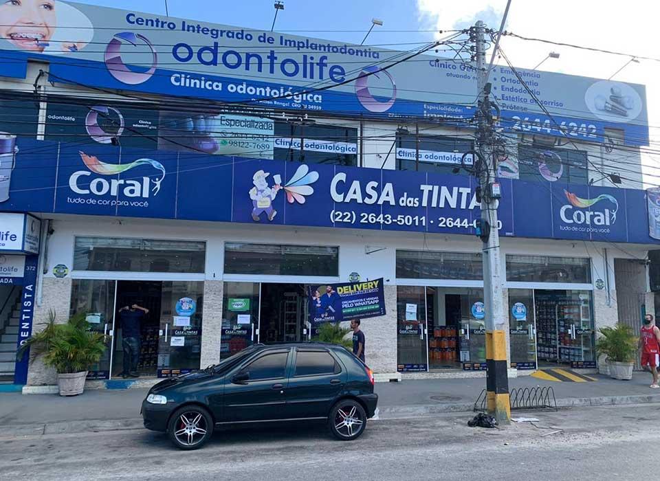 Loja Cabo Frio - São Cristóvão