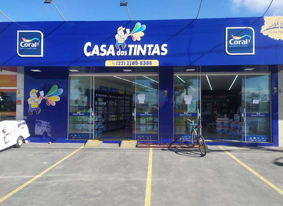 Loja Rio das Ostras - Cidade Beira Mar